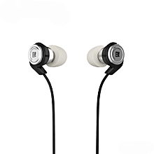 Remax 800MD Hybrid Earphone Moving Coil  Balance Armture Driver With Microphone For iPhone Samsung