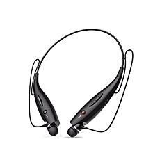 LEBAIQI HBS-730 Wireless Bluetooth Headphones Neckband Hands Free Sport Stereo Headset Head phone Earphone Headset for Mobile Ph