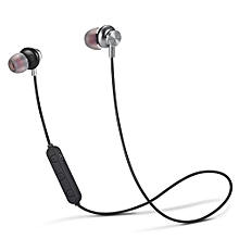 Bluetooth Sports Earbuds With Mic Support Hands-free Calls