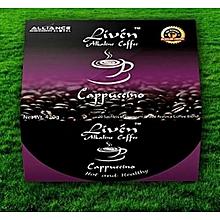 Capuccino liven coffee