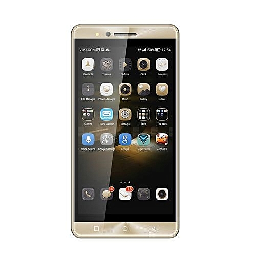 O6 MT6572 Dual Core 1.2Ghz Processor 5 Inch QHD IPS LCD 960*540 Smart Phone Gold