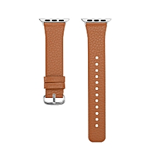 Fashion Leather Replacement Watch For Apple Smart Watch Series 1/2/3/4 42mm