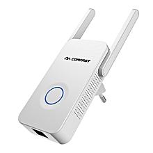 Comfast WR752AC 1200M Wireless Wifi Repeater Dual Band External 2 Antennas AP Router Signal Extender EU plug