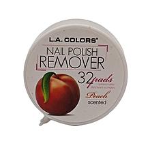 Nail Polish Remover   Peach Scent