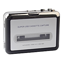 218 USB Cassette To MP3 Converter Capture Audio Music Player