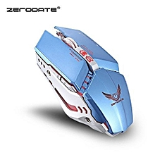 ZERODATE X700 Wired Gaming Mouse with LED Light 3200DPI