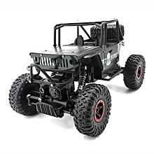 Flytec 699 1/18 2.4G Alloy Climbing Remote Control Climber with 4WD Off-road Drift RC Car Toys-Red 699-117