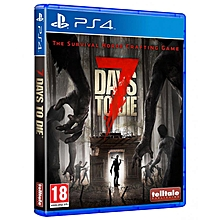 PS4 Game 7 Days To Die