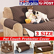 120*180cm Pet Dog Cat Couch Seat Sofa Cushion Pad Protector Cover Slipcover