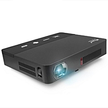Rigal Projector RD601 10000mAh Android WIFI LED MINI DLP HD Projector 3D Beamer 3350 ANSI Lumens