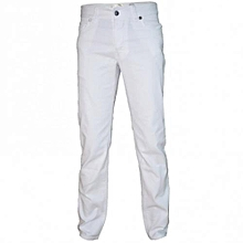 White Mens Pants