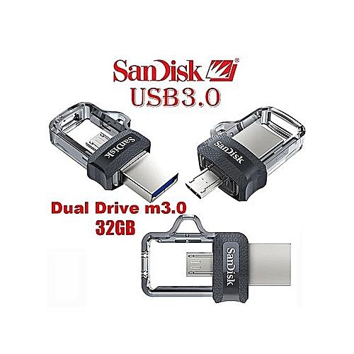 OTG USB Drive 3.0 – 32GB - Black