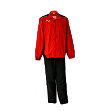 Tracksuit Foundation Woven- 65309301red/Black- Xl
