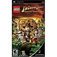 Lego Indiana Jones: The_Original_Adventures - SONY PSP