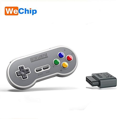 8Bitdo SN30 SF30 Retro Set Wireless Connect Bluetooth Gamepad for Nintendo  SNES SF-C Android Windows macOS DNSHOP