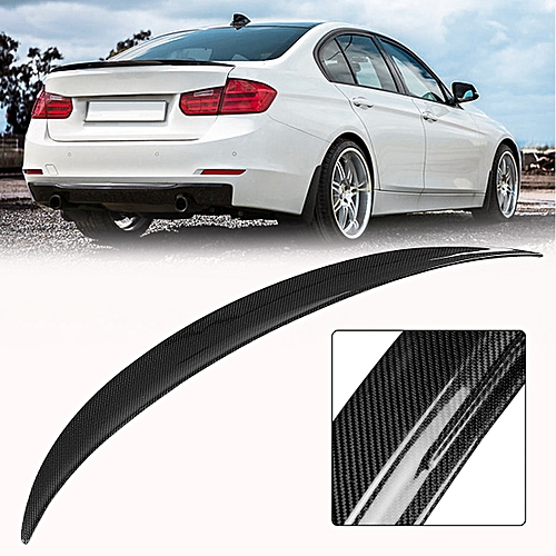 Generic For 12 Up Bmw F30 3 Series 4dr Performance Style Carbon