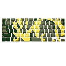 Soft Keyboard Silicone Cover Case Protect Skin For MacBook Pro 13''-15'' E