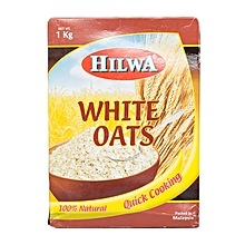 6 Pack 100% White Oats