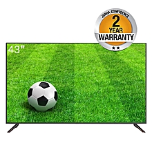 "Haier UKA - 43"" - Full HD SMART TV  - Black"