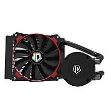 Liquid CPU Cooler High Performance Liquid CPU Water Cooling System (Single Fan)