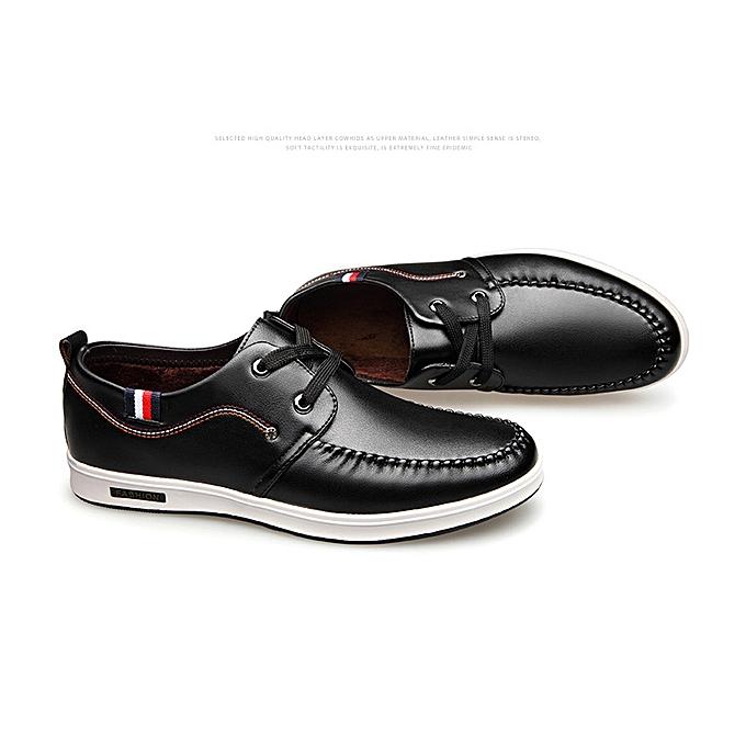 a7e6ba236c Generic Winter leather shoes