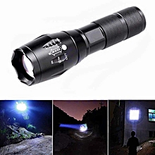 Rechargeable SWAT FLASHLIGHT XML-T6 CREE with Zoomable Light