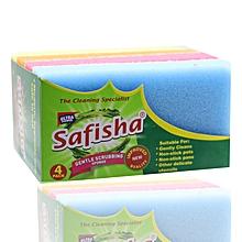 Gentle Scrubbing Sponge - 4's