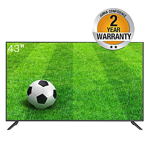 """Haier UKA - 43"""" - Full HD SMART TV  - Black"""