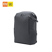90 Fun Backpack 15.6 Inch Laptop Computer Bag Level 4 Water Repellent Business Travel Knapsack Leisure Casual Simple Shoulder Bag