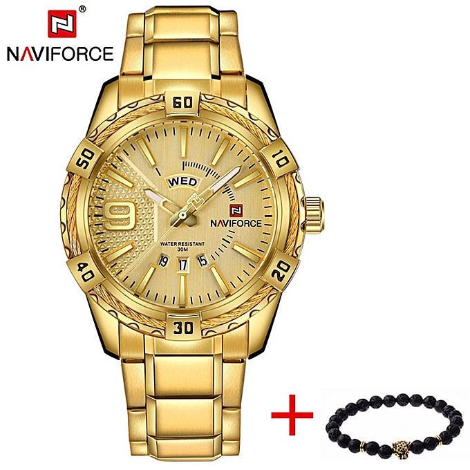 a326772a0c58 Watches Men Luxury Brand Sport Full Steel Quartz Watch Men s Waterproof  Military Wrist watches relogio masculino
