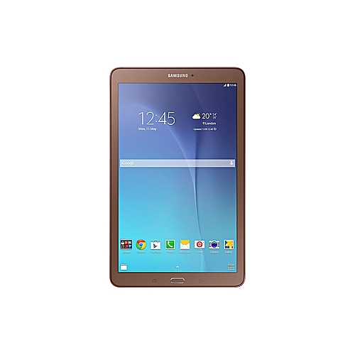 "Samsung Tab E- T561,8GB ROM/1.5GB RAM, 9.6""TFT, 5MP+2MP Brown"