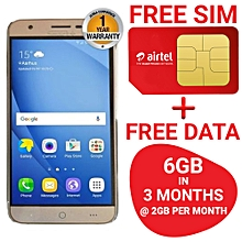 SP 5.0 - 5'' - 8GB - 1GB RAM - 8MP Camera (Dual SIM) Gold