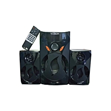 Sub-Woofer - V-309BT - 2.1 CH - 8800W-Black