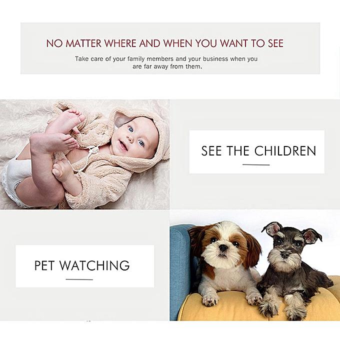 IP Outdoor WiFi CCTV Camera Outdoor Camera Wireless Waterproof 720P/1080P  Night Vision Phone App Android IOS Remote Control (1080P