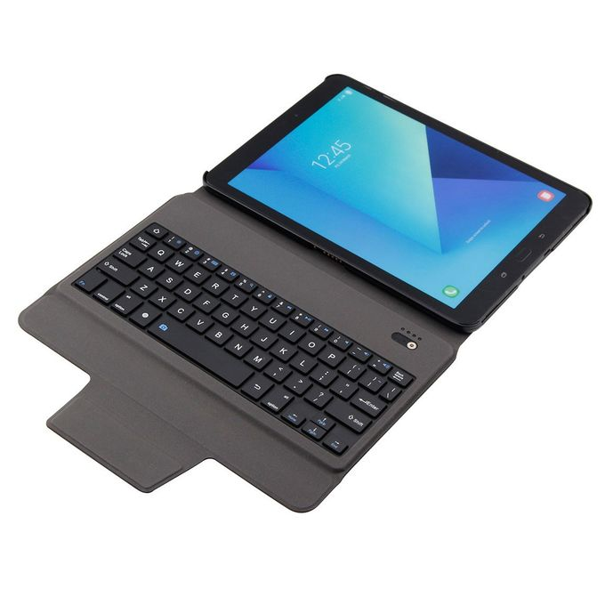 generic ultra slim bluetooth keyboard case cover for samsung galaxy tab s3 gd buy online. Black Bedroom Furniture Sets. Home Design Ideas