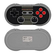 LEBAIQI Portable 8Bitdo NES30 PRO Bluetooth Wireless Game Controller Full ons