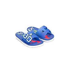 Boy Blue Slippers
