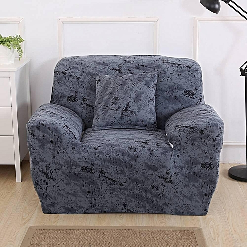 Generic Easy Stretch Couch Sofa Lounge Covers Recliner 1