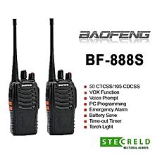 Baofeng BF-888S BF888 / BF 888S / BF888S Walkie Talkie Set 16 Channel Radio UHF 5W