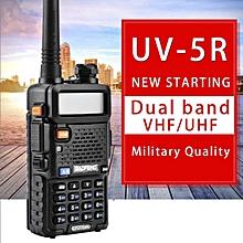 Baofeng UV-5RE Walkie Talkie Dual Band Portable 2 Way Radio UV 5RE (1 Pair)