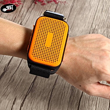 Portable Bluetooth 3.0 Sports Music Watch Speaker Mini Running Wristband Speakers Support TF Card FM Audio Radio By BDZ