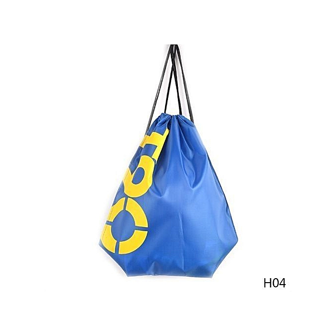 601e469066 Swimming Drawstring Beach Bag Sport Gym Swim Dance Waterproof Backpack