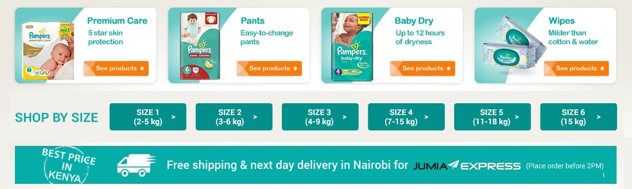 eba12e8d6b4 Pampers Store
