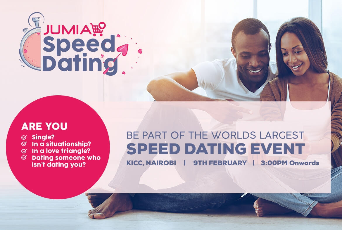 Speed dating night out