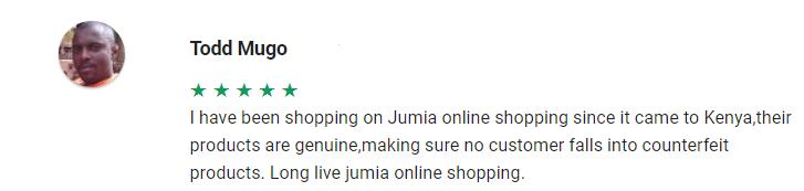 Jumia App Kenya