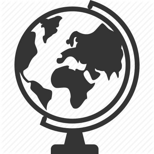 world-pin