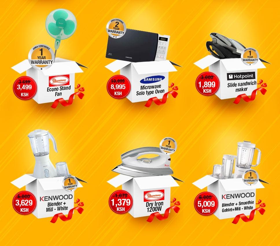 Jumia anniversary Shop