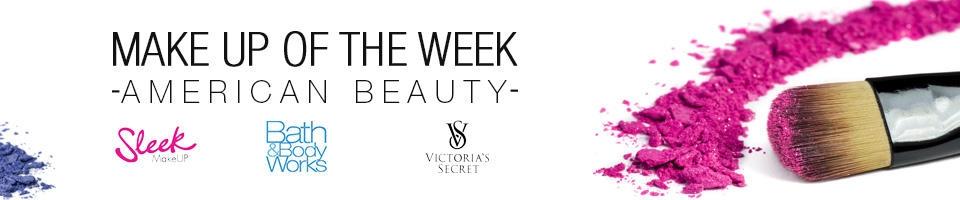 Order make up of the week
