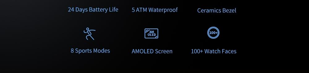 Amazfit GTR Lite 47mm Aluminum Version