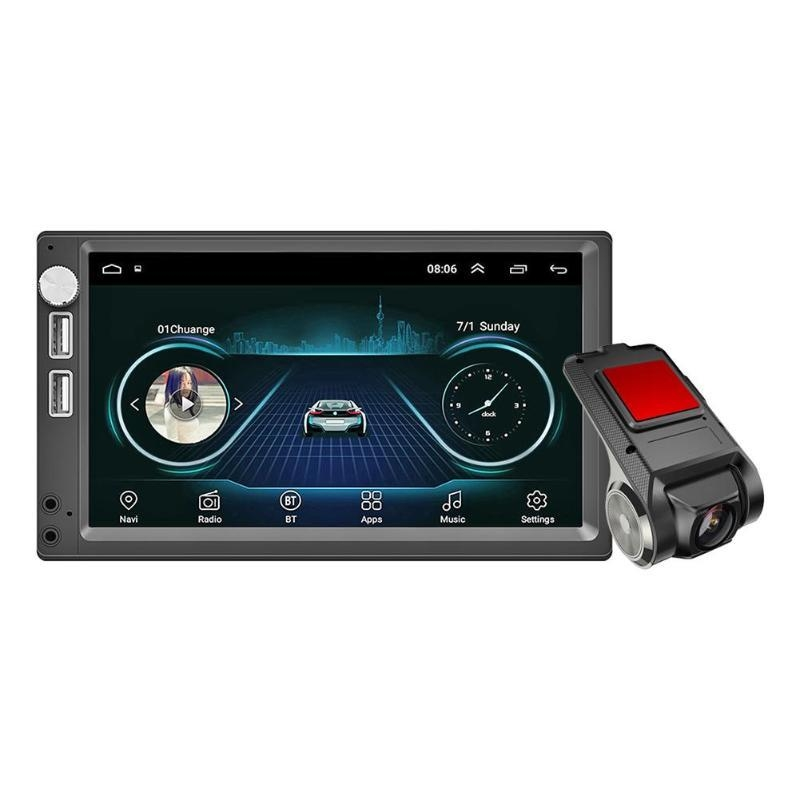 Anytek 7 Inch Android 8 1 GPS Navigator Car MP5 Player